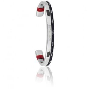 Bracelet hybrid 2 atlantic red