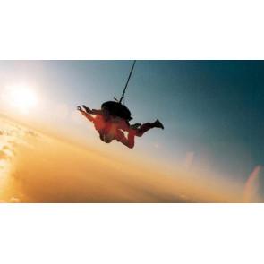 Saut en parachute Alpina