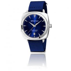 Montre Briston Clubmaster Iconic Acier Bleu 19640.PS.I.9.NNB