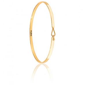 Bracelet Lily blanc sable