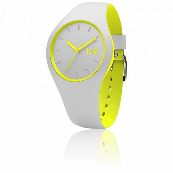 Montre ICE Duo Grey Yellow 001500