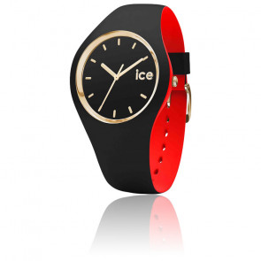 Montre ICE Loulou Black Gold Small 007225