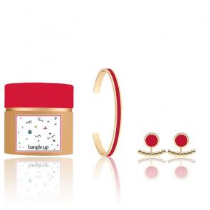 Pack de Noël Rouge velours