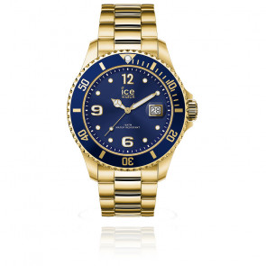 Montre ICE Steel Gold Blue 017326