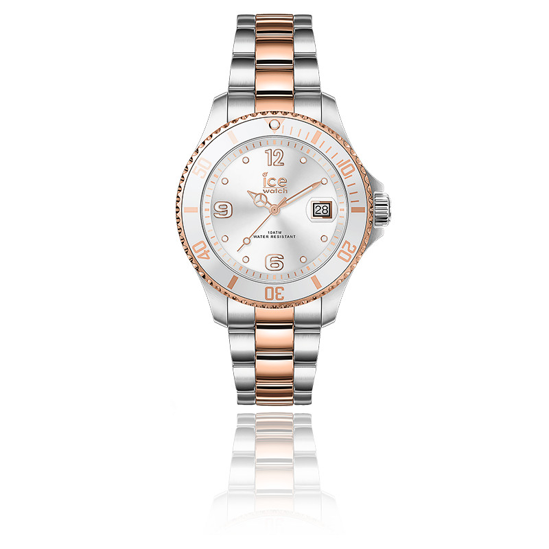 Montre Ice Steel Rose Gold Small 017322