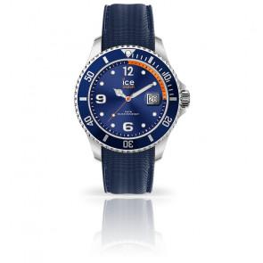 Montre ICE Steel Navy Orange 017325