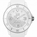 Montre ICE Crystal White Silver 017246