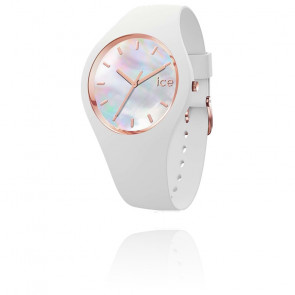 Montre ICE Pearl White Small 016935