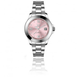 Montre ICE Steel Light Pink Small 017320