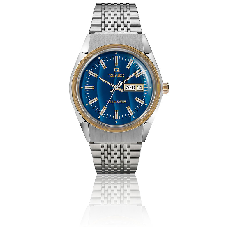 Montre Q Timex Reissue Falcon Eye TW2T808007U