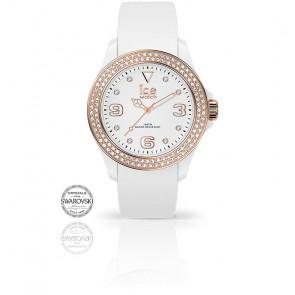 Montre ICE Star White Rose-Gold 017232