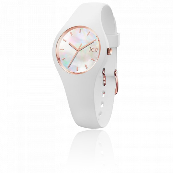 Montre ICE Pearl White Extra Small 016934