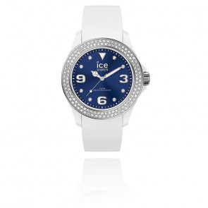 Montre ICE Star White deep blue 017234