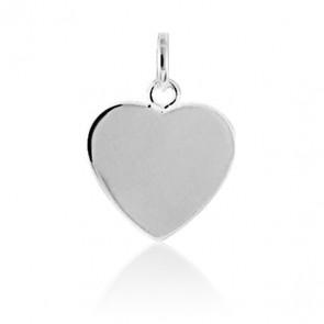 Pendentif coeur, Argent 925
