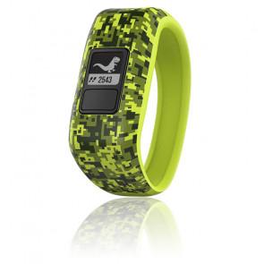 Bracelet connecté Vívofit® Jr. Digi Camo 010-01634-21