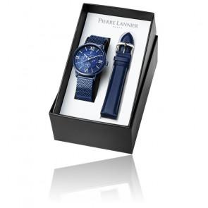 Coffret Montre Homme FFBB 372B466 + Bracelet