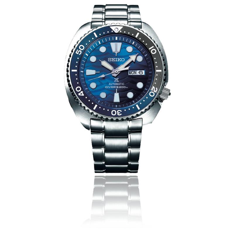 Montre Prospex Save The Ocean SRPD21K1