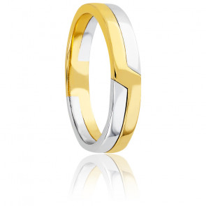 Alliance Saria 4 mm 2 Ors 18K