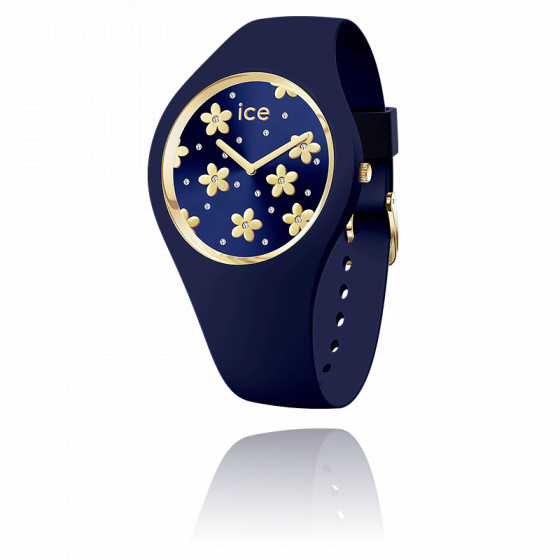 Montre ICE Flower Precious Blue Small 017578S