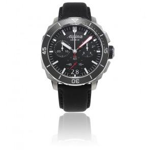 Montre Seastrong Diver Chronographe AL-372LBG4V6
