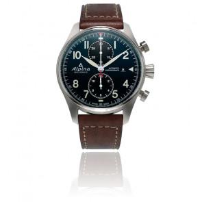 Montre Startimer Pilot Chronograph AL-725N4S6