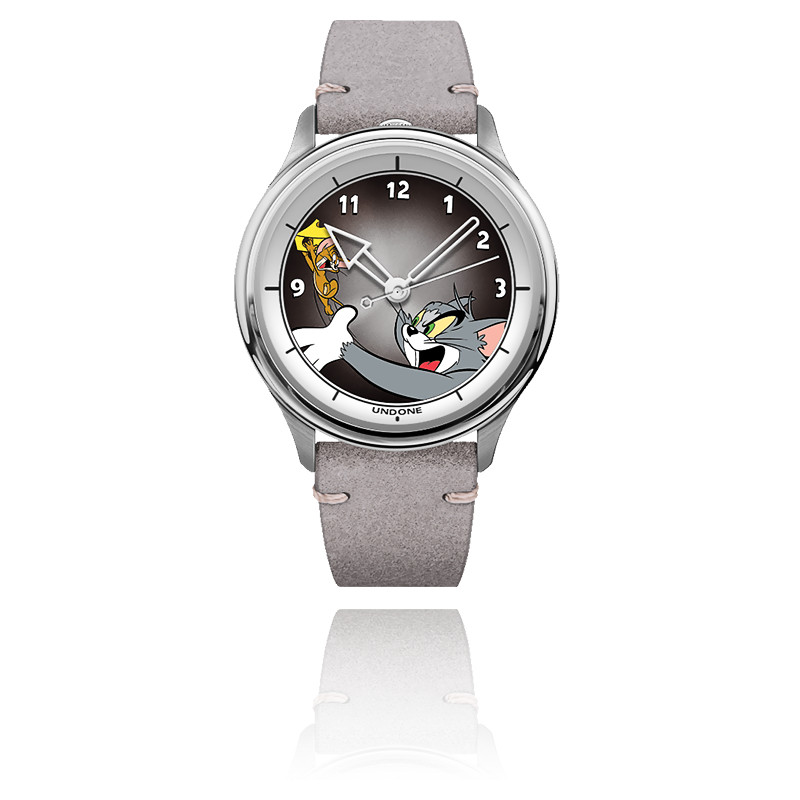 Montre Tom And Jerry 02 Custom : Version 2