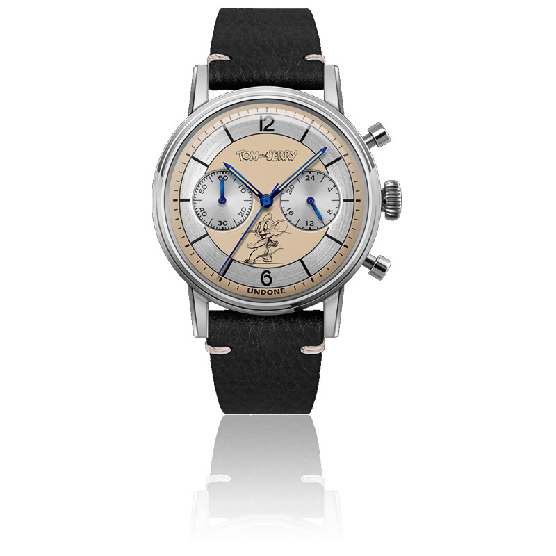 Montre Undone x Tom and Jerry - Jinx Limited Edition