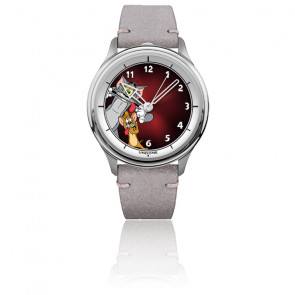 Montre Tom And Jerry 02 Custom : Version 4