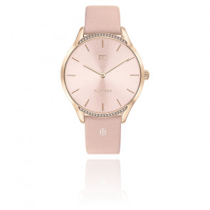 Montre Gray Cuir Rose 1782215