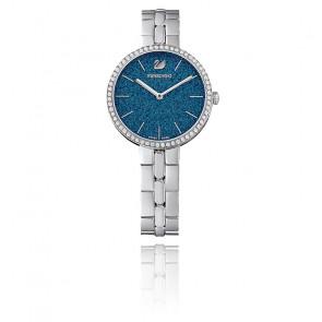 Montre Cosmopolitan cadran bleu 5517790