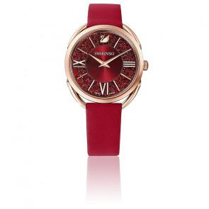 Montre Crystalline Glam Red 5519219