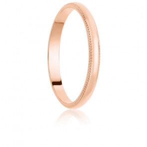 Alliance Valencia 3,5 mm Or rose 18K