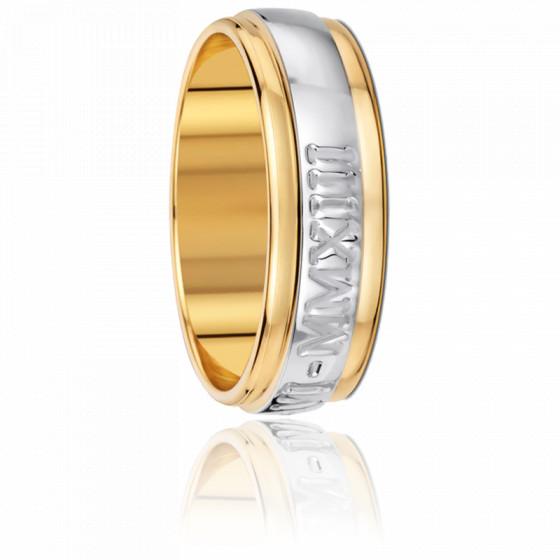 Alliance Romaine 2 Ors 18 carats