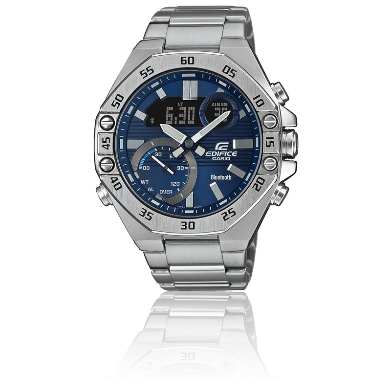 Montre Edifice ECB 10D 2AEF Casio Ocarat  Fg0so