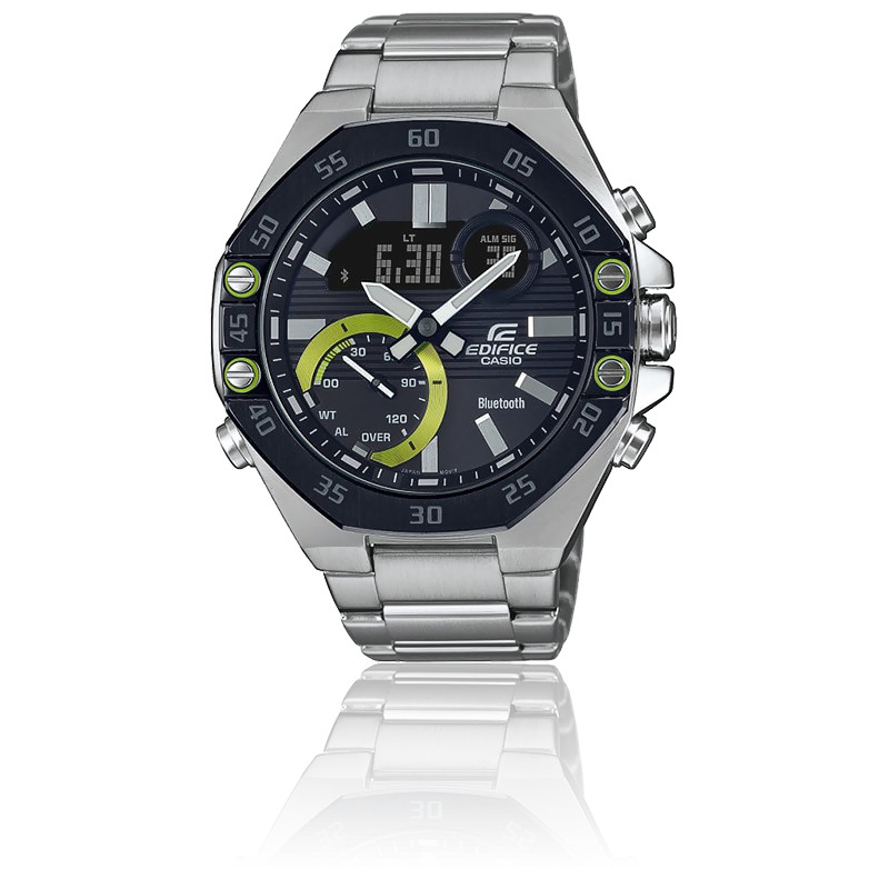 Montre Edifice ECB 10DB 1AEF Casio Ocarat  ZH1jR