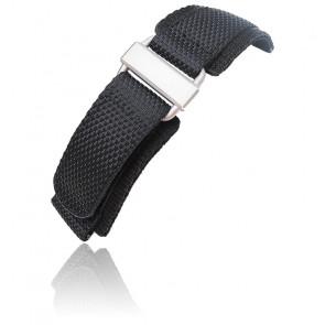 Bracelet MiLTAT Honeycomb Black Nylon 20, 22, 23, 24mm 20B20BBR01N9A15