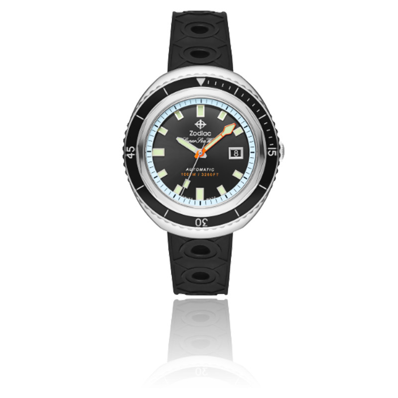 Montre Super Sea Wolf 68 Saturation ZO9501