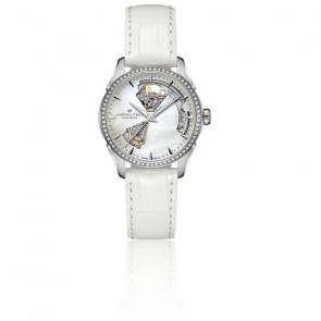 Montre Jazzmaster Open Heart Lady Auto H32205890