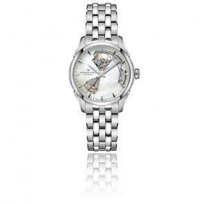 Montre Jazzmaster Open Heart Lady Auto H32215190