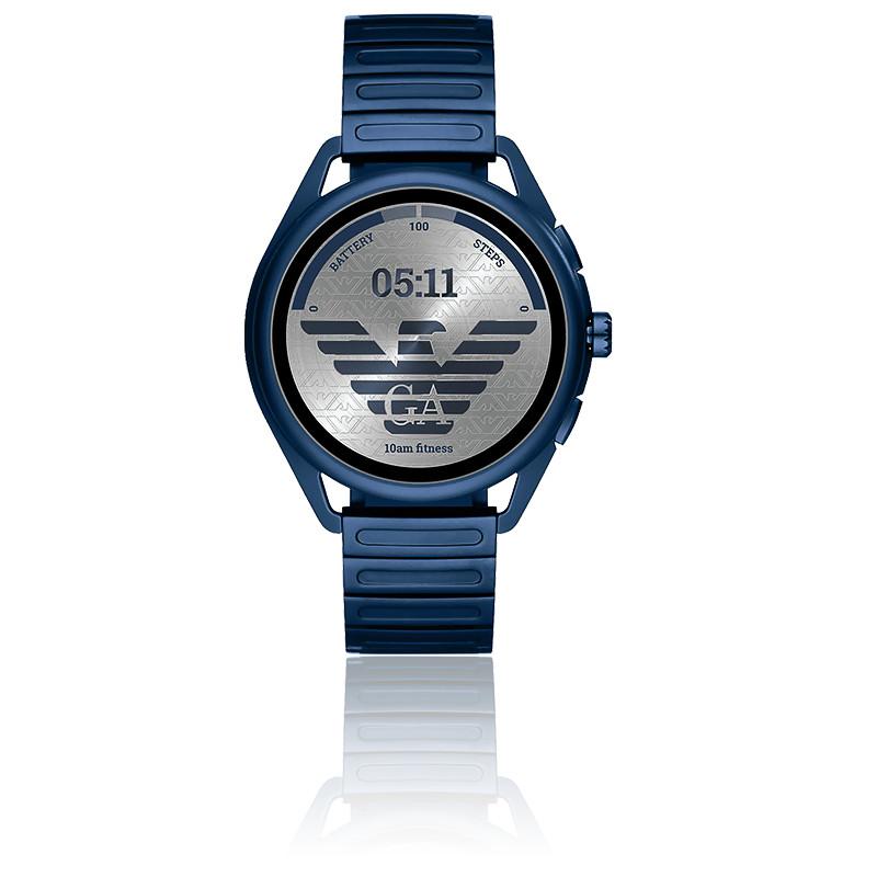 Montre Connectée Gen.5 Acier Bleu ART5028