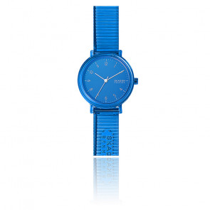 Montre Aaren bleu Femme SKW2855