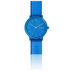 Montre Aaren bleu Homme SKW6602