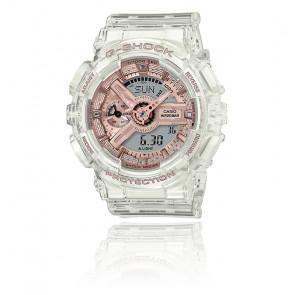 Montre bracelet transparent GMA-S110SR-7AER Série Spéciale