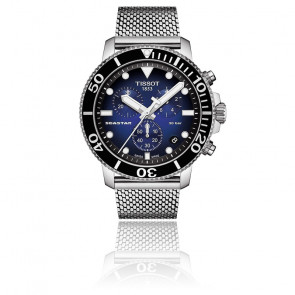 Montre Seastar 1000 Chronographe T1204171104102