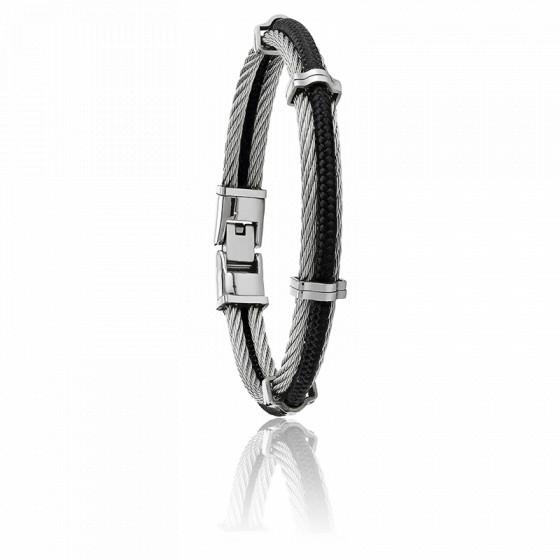 jourdan bijoux homme bracelet