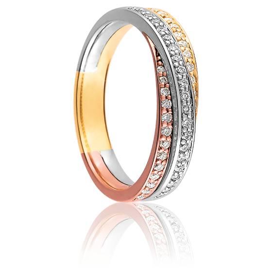 Alliance Nika 3 Ors 9K & Diamants