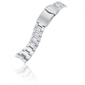 Bracelet Super-O Boyer Acier 316L 22mm SS221820B115 pour montre RA-AA0004E19A