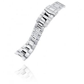 Bracelet Super-O Boyer Acier 316L 22mm SS221805P2S115 pour montre RA-AA0004E19A