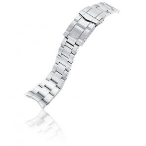 Bracelet Super-O Boyer Acier 316L 22mm SS221805B115 pour montre RA-AA0004E19A