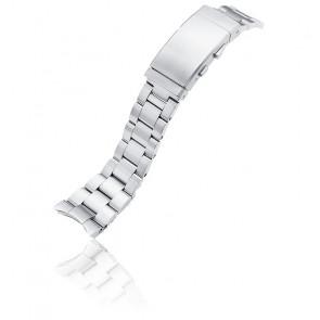 Bracelet Super-O Boyer Acier 316L 22mm SS221817B115 pour montre RA-AA0004E19A